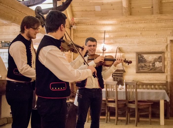 Živá hudba v Richtárke