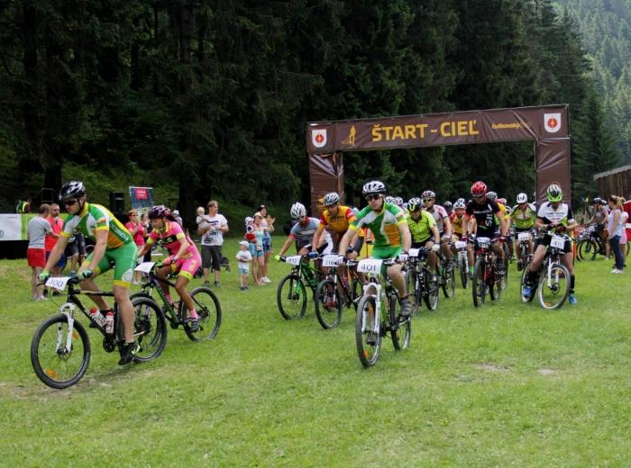 Čutkovský šlak - bicykle 2017